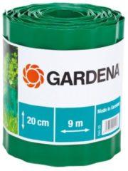 Gardena Raseneinfassung, grün, Rolle 20 cm hoch, 9 m lang | 540-20