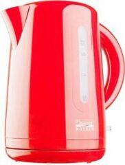 Bestron AWK300HR Draadloze elektrische 2waterkoker 1.7 L rood 2200 W