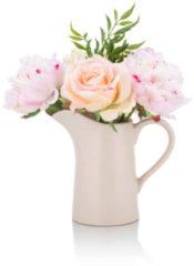 Fleurange Blumen-Arrangement in Keramikvase