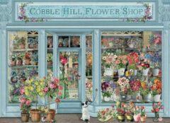 Cobble Hill Legpuzzel Parisian Flowers 1000 Stukjes