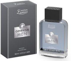 Generous men Eau de Toilette 100ml Creation Lamis