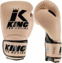 Creme witte King Pro Boxing|Bokshandschoenen|KPB/BG STAR 9| 16 OZ