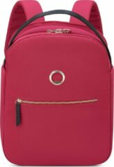 Roze Delsey Securstyle Laptop Backpack - Anti Diefstal - 1 Compartment - 13 inch - Pink