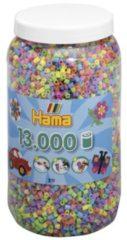 Strijkkralen Hama Ton Met 13000 Stuks Pastel // 5 (2671150)