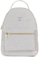 Herschel Supply Co. Nova Mid-Volume Rugzak light grey crosshatch backpack