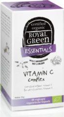Royal Green Royal groen Vitamine C complex 60 Vegacaps