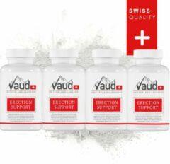 Vaud | 4 stuks Erection Support | Natuurlijke erectie pillen | Erectiepillen voor mannen | Vervanger viagra | Libido