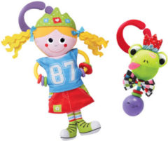 Yookidoo - Rammelaars - Rattle Play Set - Freestyle Princess - One size