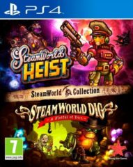 Rising Star Steamworld Collection PS4