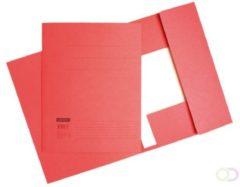 Dossiermap Quantore folio 320gr rood
