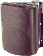 JB Systems JB-Systems K 50 - 50W Buitenluidspreker met muurbeugel - Zwart