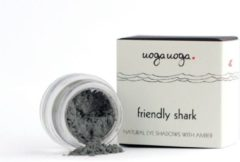 Antraciet-grijze UOGA UOGA Eye Shadow, Friendly Shark 730