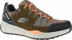 Skechers Equalizer 4.0 Trail 237023-BRBK, Mannen, Bruin, Trekkinglaarzen maat: 47,5 EU