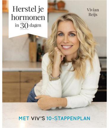 Afbeelding van Books by fonQ Vivian Reijs - Herstel je hormonen in 30 dagen
