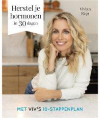 Books by fonQ Vivian Reijs - Herstel je hormonen in 30 dagen