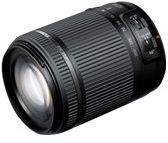 Tamron B018 - Zoomobjektiv - 18 mm - 200 mm - f/3.5-6.3 Di II VC B018E