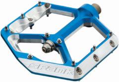 Spank - Oozy Trail Flat Pedal - Platformpedalen blauw/grijs