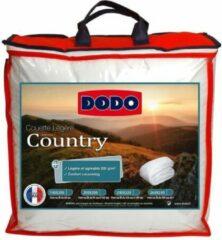 DODO Country Light dekbed - 200 x 200 cm - Wit