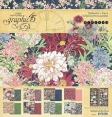 Graphic45 Graphic 45 Blossom 12x12 Inch Collection Pack (4502160)