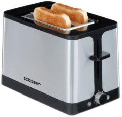 Cloer 3609 eds/sw - Toaster 2 Scheiben 3609 eds/sw
