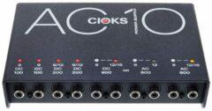 Cioks AC10 AC/DC multi-voeding voor effectpedalen