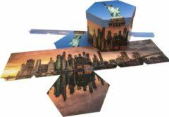 "Presentdoosjes.nl Presentdoosje ""New York"" met deksel: 19 x 14cm (10 stuks)"