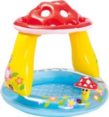 Intex Mushroom Baby Pool, Ø 102cm, Schwimmbad