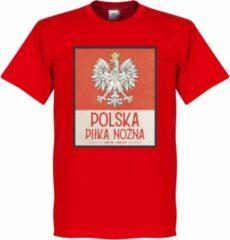 Retake Polen Centenary T-Shirt - Rood - XXXL