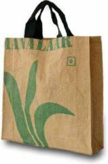 Naturelkleurige Shopper medium superwaste