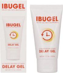 Pharmquests Ibugel - Delay Gel 50 ml.
