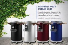 Bordeauxrode Vestfrost Solutions Vestfrost Solutionbs CC45 Bordeaux