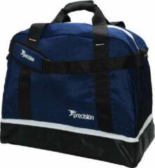 Precision Sporttas Pro Hx Twin 44 Liter Polyester Blauw/wit
