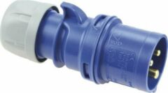 Merkloos / Sans marque CEE-stekker, 3-polig, 230V-16A, Male