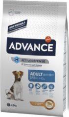7,5 kg Advance mini adult hondenvoer