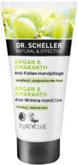 Dr. Scheller Körperpflege Handpflege Argan & Amaranth Anti-Falten Handpflege 75 ml