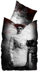 Linon Bettwäsche im Digitaldruck Mrs. Constance 2tlg. Suenos titanium