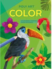 Centrale Uitgeverij Deltas Deltas Poly Art Kleurboek 28 X 20,5 Cm 48 Pagina's