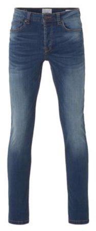 Afbeelding van ONLY & SONS Onsweft Med Blue Regular Fit Jeans Heren Blauw