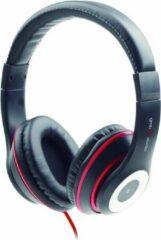 Gembird MHS-LAX-B - Koptelefoon met microfoon Los Angeles zwart