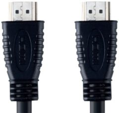 Zwarte Bandridge High Speed HDMI Cable, 2.0m