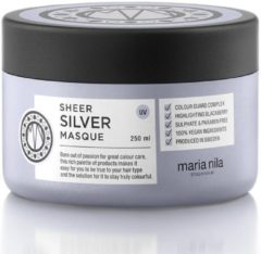 Maria Nila Sheer Silver Masque 250 ml.