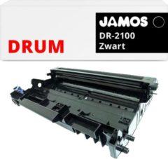 Zwarte JAMOS - Drum / Alternatief voor de Brother DR-2100 Zwart