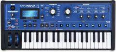 Novation MiniNova MIDI toetsenbord 37 toetsen Zwart, Blauw, Wit USB