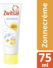 Zwitsal Zonnebrand Zonnecreme Factorspf50 0 Parfum