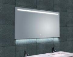 Wiesbaden Ambi LED 100x60cm spiegel incl. spiegelverwarming
