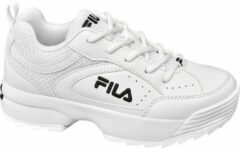 Fila Kinderen Witte Chunky sneaker - Maat 34