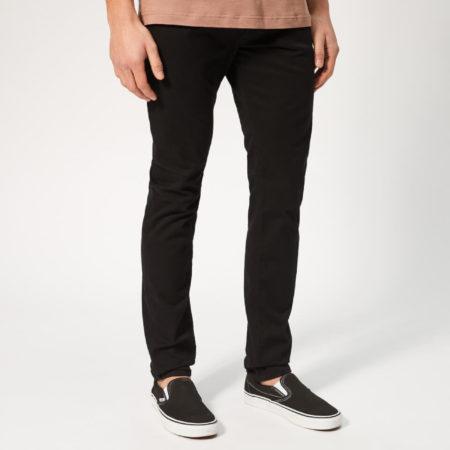 Afbeelding van Zwarte Diesel Men's Sleenker Skinny Jeans - Black - W30/L32 - Black