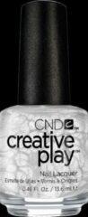 Zilveren CND™ Creative Play™ CND Creative Play - Su-Pearl-Ative #447 - Nagellak