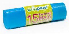 Blauwe De  Bries Maxi afvalzak - voor Maxi luieremmer 28 en 40 liter - Malpie afvalemmer