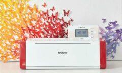Rode Brother ScanNcut SDX900 & Gratis Nieuwste Software en 2 jaar Garantie